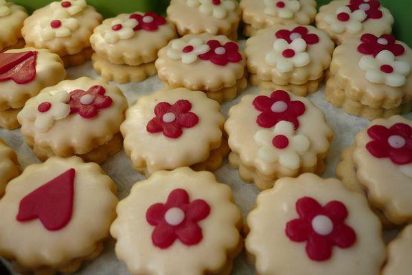 Drobné cukroví | Cukrárna Karamel - svatební dorty, slavnostní dorty, netradiční dorty, cukroví, marcipán