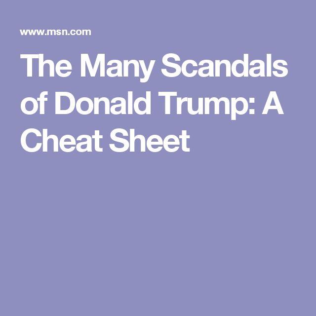 politics trump plan cheat sheet