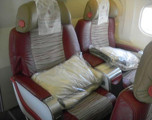 TAM airline flight Montevideo-Rio economy