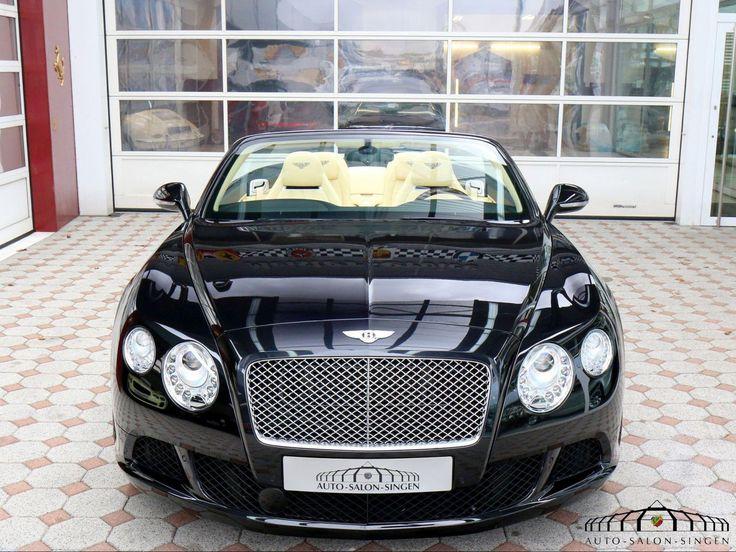 Bentley Continental GTC Convertible - Auto Salon Singen
