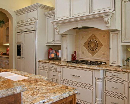 fancy kitchens design pictures remodel decor and ideas above cook top backsplash ideenfliesen aufkantungkchenschrnkegranit kchenarbeitsplatten grau - Ubahnaufkantung Grau