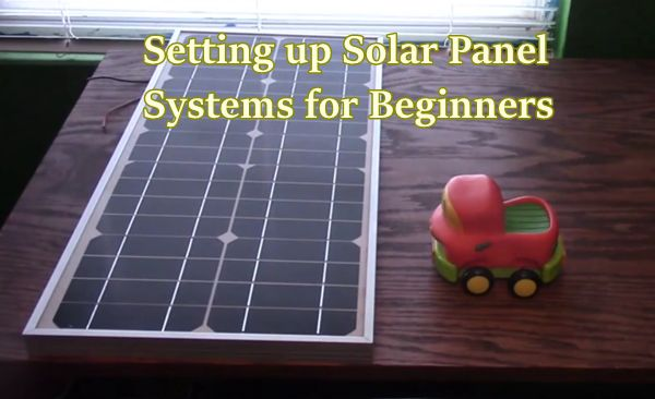 If you are wanting to set up a solar panel systems at you place check this out. These videos will show you all about setting up solar panel systems. For many homesteaders, farmers and people who live off the grid an alternative power source is the perfect way to keep cost down.
