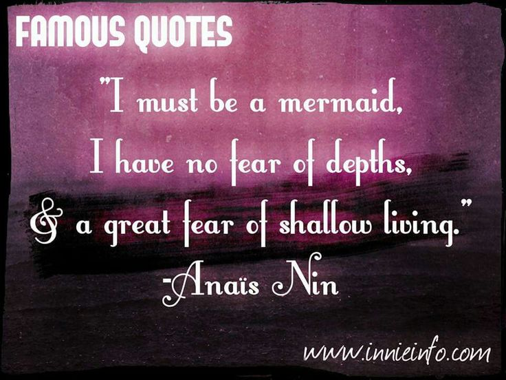 Anais Nin Quote. For special requests, please email us at jessica@innieinfo.com or view our full collection at http://innieinfo.com/home/category/gallery © 2016 Innie Info