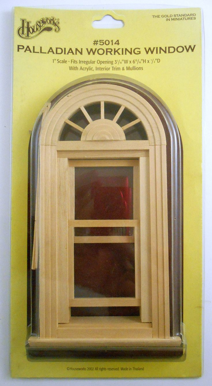 Dolls house at argos co uk your online shop for dolls houses dolls - Dolls House Builders Diy Spare Parts 1 12 Scale Wooden Palladian Working Window