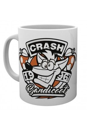 Crash Bandicoot Crash 96 Mug
