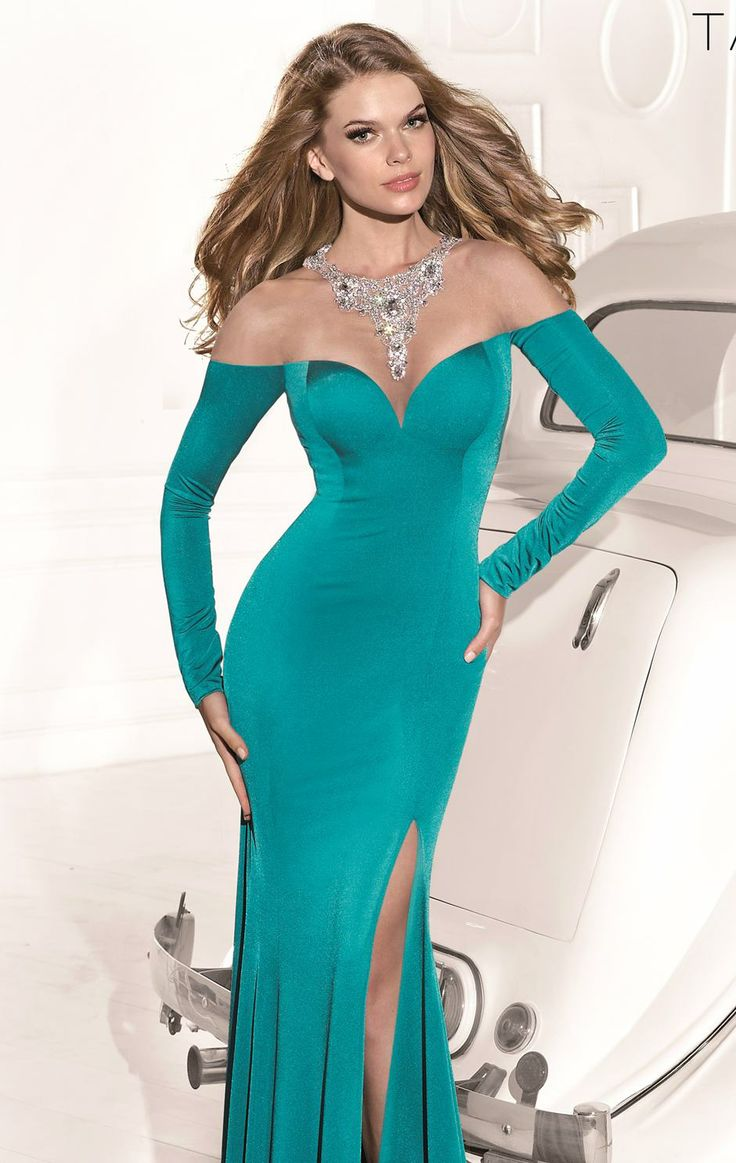 Long Sleeves Gown ~