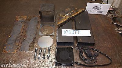 K16HTH DIY Fireplace Heat Exchange Blower Kit