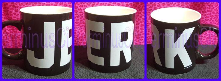 Jerk Coffee Mug - Black