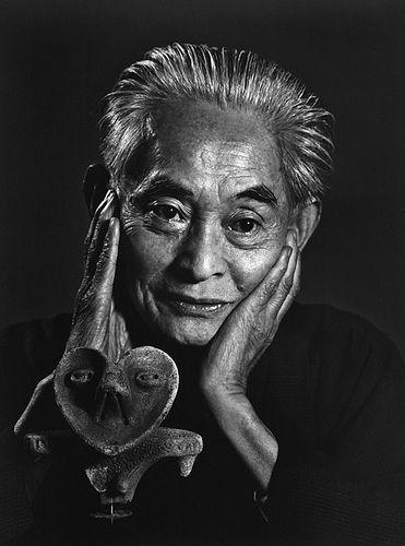 Yasunari Kawabata (1899-1972). Japanese writer. Nobel Prize 1968.