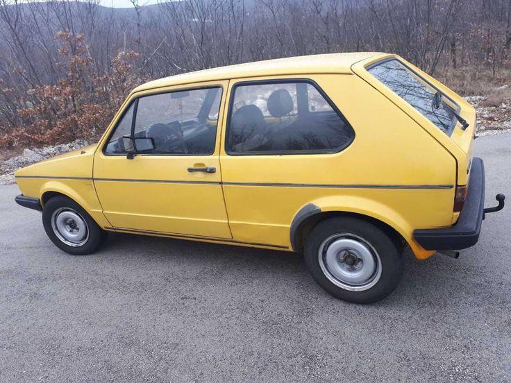 VW Golf 1 Diesel 1.6 Oldtimer Bj  1984