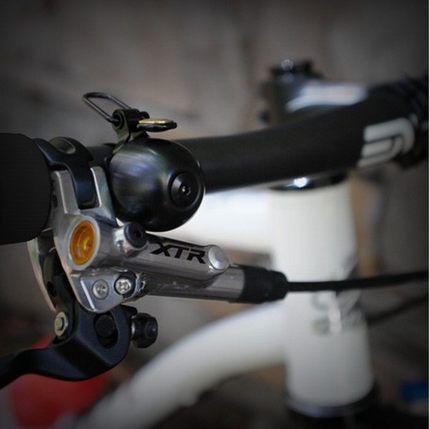 Творческий пункт велосипеда колокола мертвых каботажное судно чистый звук горной дороге велосипедные аксессуары рог ретро колокол