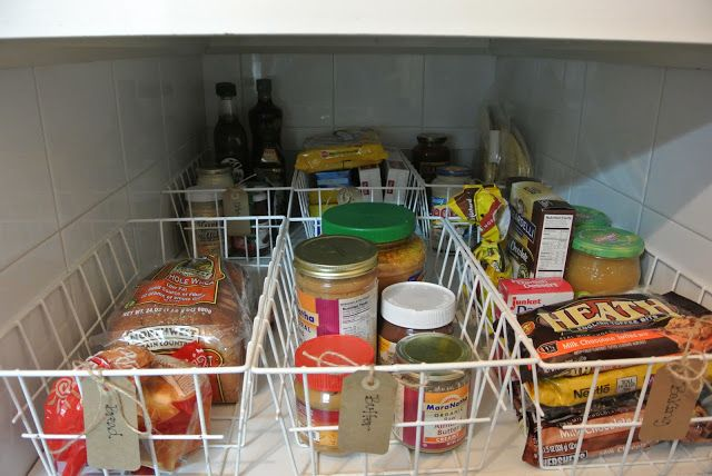 Best 25+ Deep Pantry Organization Ideas On Pinterest