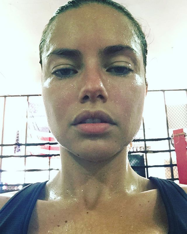 Pin for Later: 8 Things We Learned About Adriana Lima's Fitness Routine From Her Instagram Account