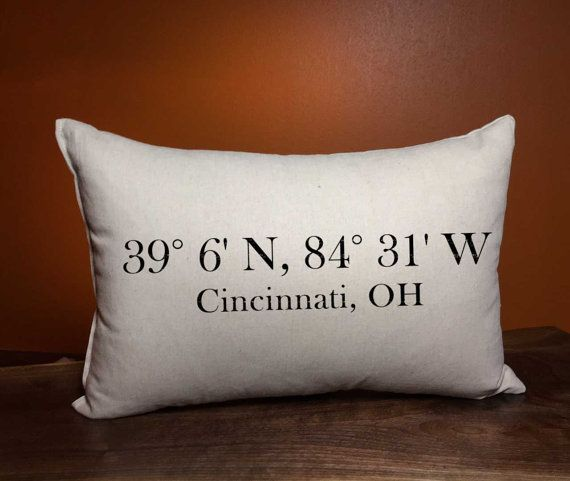 Hey, I found this really awesome Etsy listing at https://www.etsy.com/listing/205373179/personalized-coordinates-city-and-state