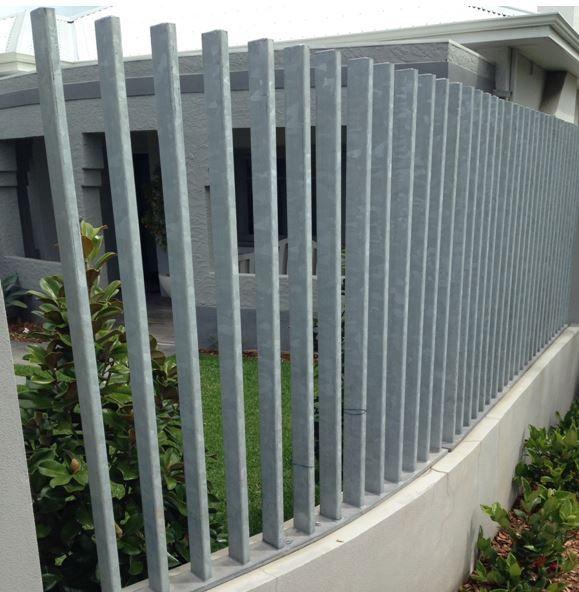 Fences & Balustrades - Yellow Metal Perth