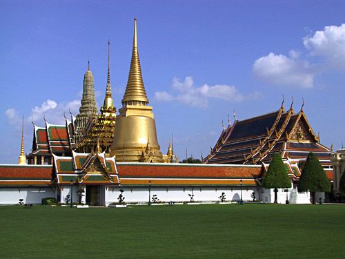 The Grand Palace ~ Bangkok, Thailand