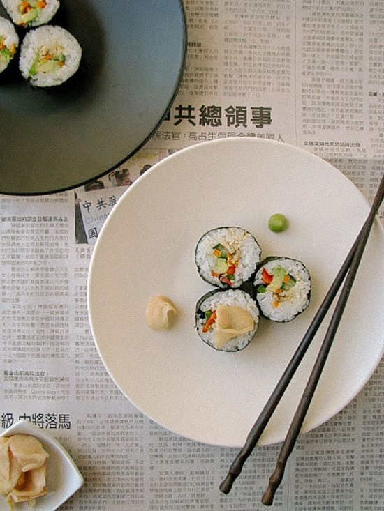 10 Sensational Sushi Dinner Recipes You Can DIY   What's Cooking
