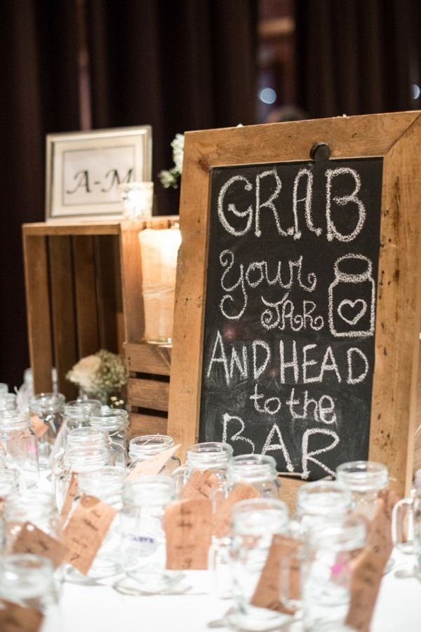 115 Inspirational Ideas for the Perfect Rustic Wedding - The Coconut Head's Survival Guide