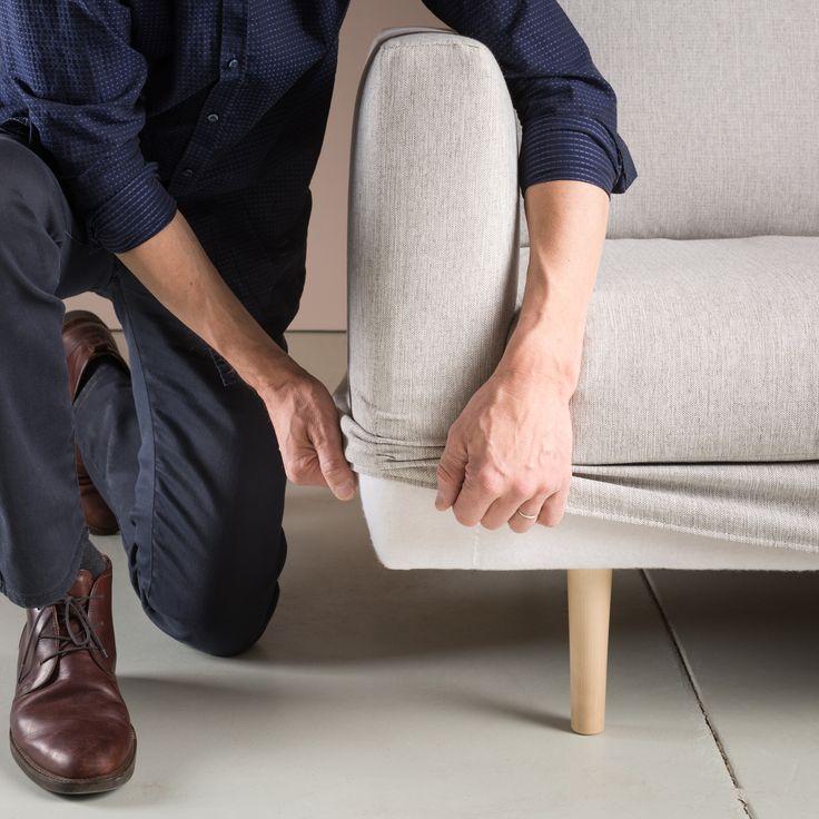 Hakola sofas are easy to care