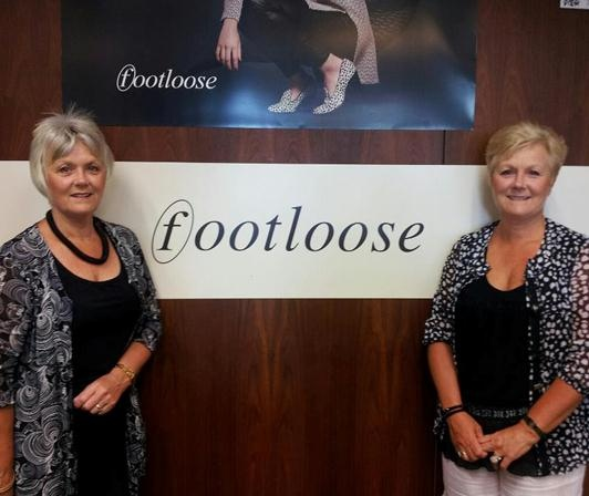 Questions about women's designer footwear...ask twin sisters Carolyn and Christine at Footloose - 1193 Eruera Street, Rotorua - www.footloose.co.nz