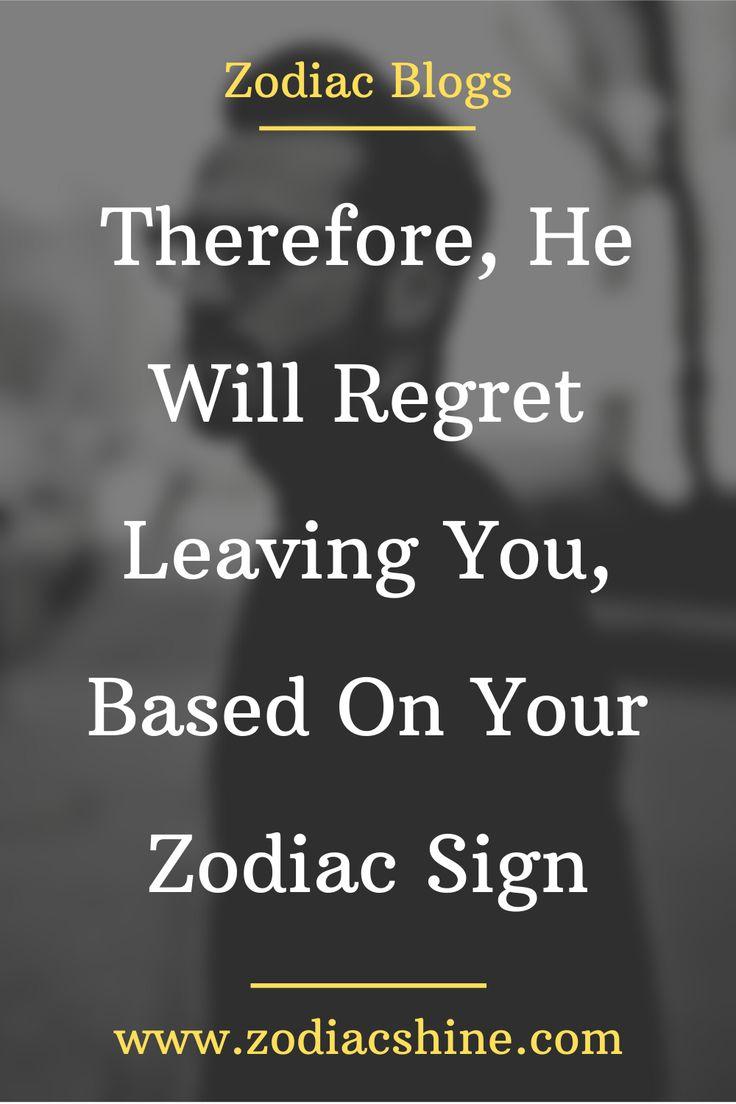 Will scorpio man regret losing me