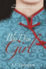 The Blue Dress Girl (£0.99 UK), by E.V. Thompson [Robert Hale], is the Kindle Deal of the Day for those in the UK
