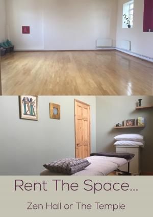 West Cornwall Inner Space | Yoga Meditation and Wellbeing Centre