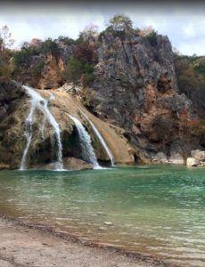 Want to Fish in Turner Falls?
