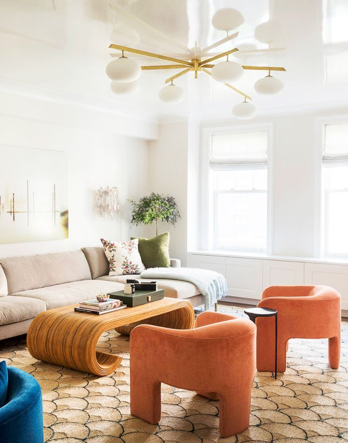Farewell Minimalism Mixing Furniture Styles Is In Living Room