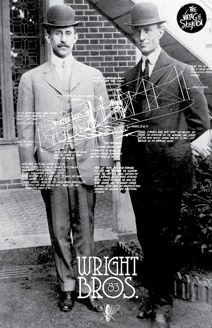 The #WrightBrothers were one of the most famous innovative #teams - www.teamvinh.com