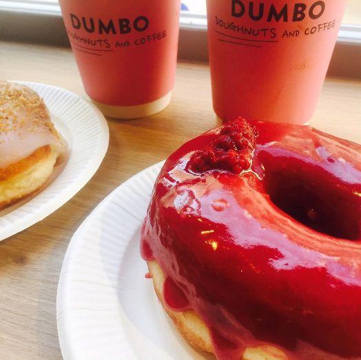 """食べる前の写真はマストでインスタ映え抜群なドーナツ屋""""DUMBO""""が見逃せない"""