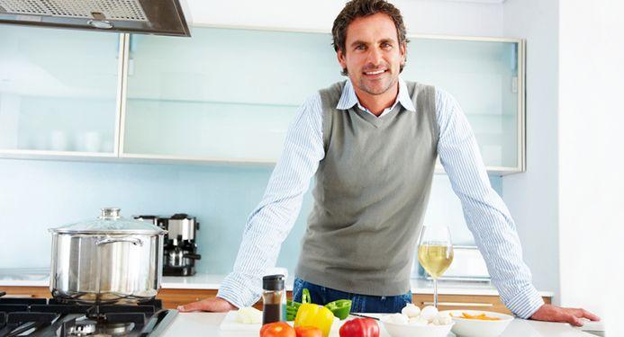 Cucina per single: