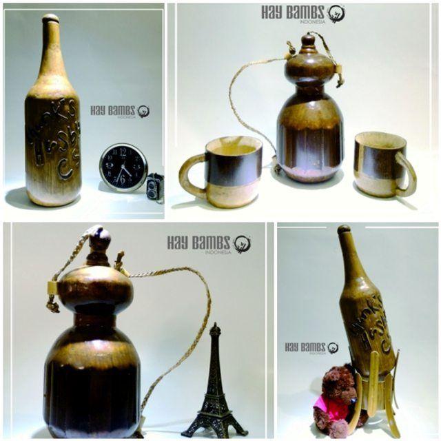 Good morning bamboo seekers  Haybambs.id memperkenalkan beberapa merchandise dari bambu. Unik dan tentunya ecofriendly. Minat ato tertarik, cek kolelsinya di ig @haybambs.id ya. Asli karya anak bangsa lho. #haybambstrullybamboo  #bambu #pajangan #hadiah #kado #hadiahultah #hadiahnikah #kadoultah #kadonikah #hadiahunik #kadounik #unik #kreatif #dekor #dekorkamar #dekorruang #interior #interiorkamar #interiorruang #bamboo #ecofriendly #greenproduct #handmade #homemade #creative #diy…