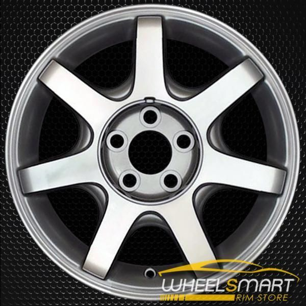 16 Ford Taurus Oem Wheel 2000 2007 Machined Alloy Stock Rim 3360