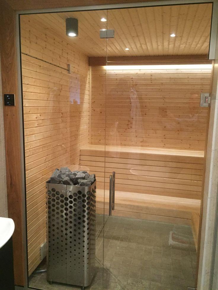 Glasvägg - Pris 590 kr/kvm. Glasvägg till bastu, kontor, dusch.