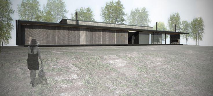 CASA BRUCE_Arquitectos mirene Elton+Mauricio Leniz I Arquitecto a cargo Felipe Giannini_Año del proyecto 2012. Elton+Leniz