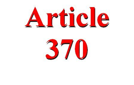 Breaking Newsstream: Abrogation Of Article 370 Not Possible By Justice ...
