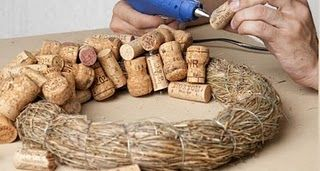 wine eco ideas for christmass