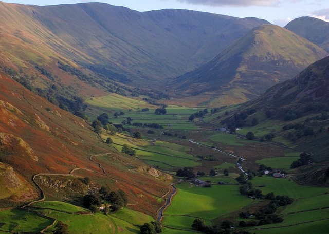 Martindale Valley, Cubria, England