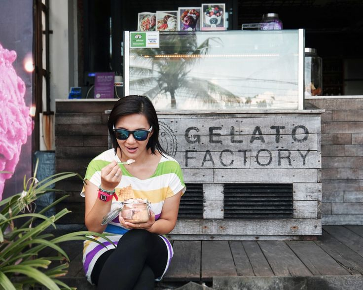 All their gelatos & sorbets were made from the finest and freshest ingredients with wide variants of flavors. Aside from their gelato and sorbet they also have waffles, crepes, smoothies and po…