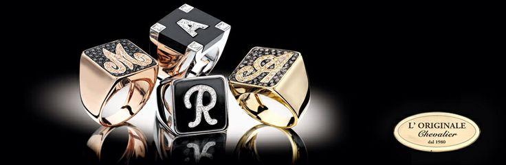 Chevalier oro e diamanti