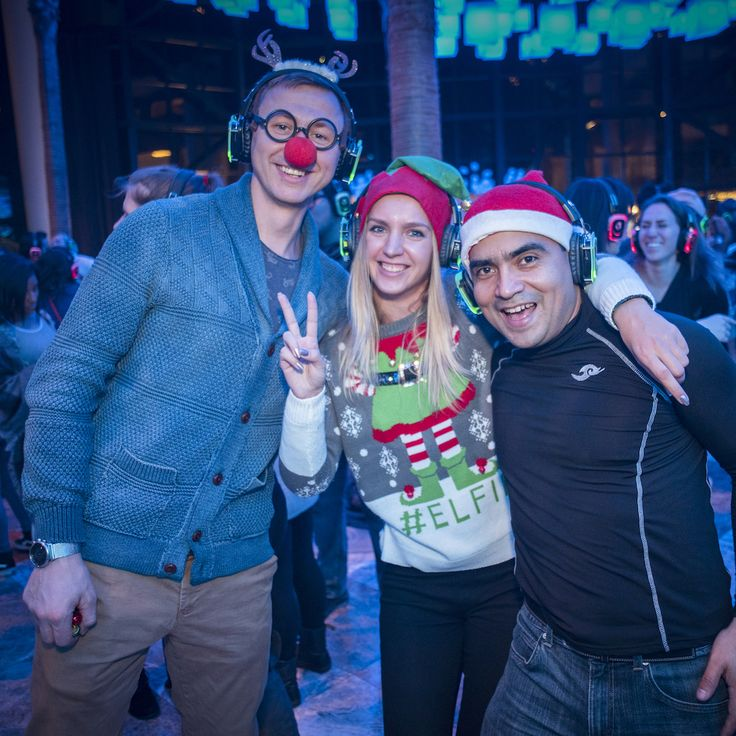 Join us for our yearly holiday party at the Ainsworth Midtown on Dec 22nd! With an upscale ski-lodge look and tons of festive mini Christmas trees everywhere, it's the best place to spend the holidays! Your 3 DJs will be playing everything to make this a not so silent night!⠀