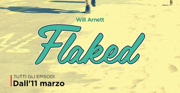 Flaked ecco il trailer della comedy Netflix con Will Arnett al debutto sulla piattaforma il prossimo 11 marzo