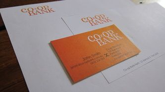 Branding Project Co-op Bank 2012