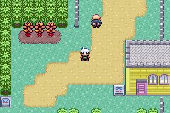 Pokemon Emerald on Android with GLSL shaders!