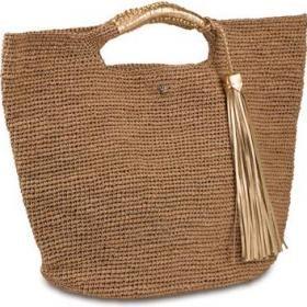 bolsa de praia elegante