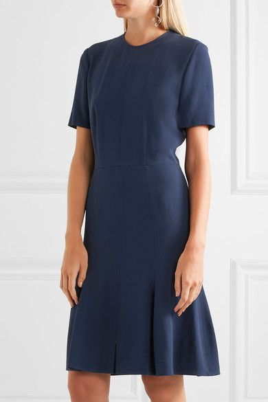 Stella McCartney | Sierra stretch-crepe dress | NET-A-PORTER.COM