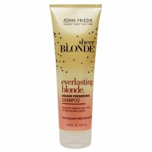 Buy John Frieda Sheer Blonde Everlasting Blonde Shampoo with free shipping on orders over $35, low prices & product reviews | drugstore.com