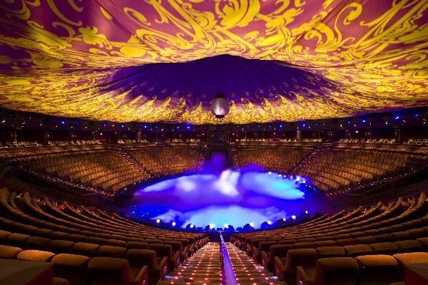 Soon: La Reve at Wynn Las Vegas: Performing Art, Favorite Places, La Reve Wynn Las Vegas, Dream, Colors Palettes, Canvas, Reve Theatre, Living Las, The Dream
