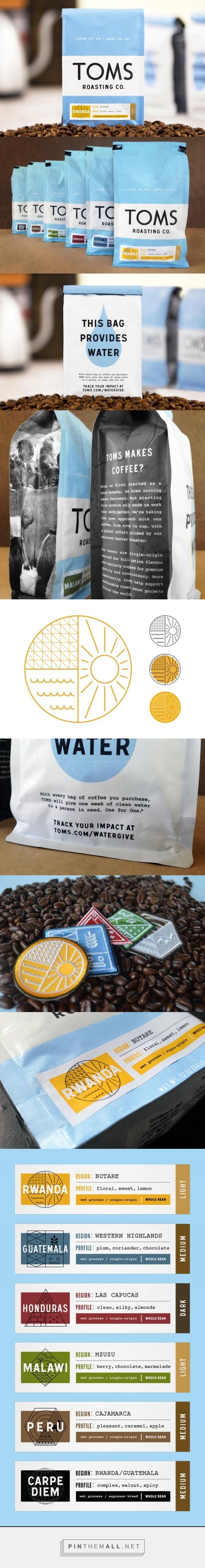 TOMS coffee bag designs - created via https://pinthemall.net                                                                                                                                                     More
